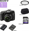Sony Alpha a68 DSLR Camera with 18-55mm Lens USA