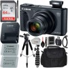 Canon PowerShot SX740 with Essential  Accessory Bundle