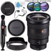 Sony FE 16-35mm f/2.8 GM Lens with Fibercloth & Deluxe Cleaning Kit Bundle