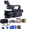 Canon XA15 Compact Full HD Camcorder with SDI, HDMI, and Composite Output with 32GB Premium Accessory