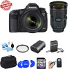 Canon EOS 5D Mark III DSLR Camera Kit with Canon EF 24-70mm f/2.8L II USM Lens Bundle