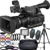 Sony PXW-X200 XDCAM Handheld Camcorder 21pc Accessory Kit. Includes 2 Replacement BPU-90 Batteries + 3PC Filter Kit+ 6pc Multi-Colored