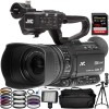 JVC GY-HM180 Ultra HD 4K Camcorder with HD-SDI with Additional Accessories