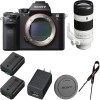 Sony Alpha a7R II Mirrorless Digital Camera with Sony FE 70-200mm f/4 G OSS Lens Kit