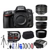 Nikon D600 DSLR Camera w/ Nikon 50MM 1.8 STM Lens | 2x 64GB Memory Cards | Bundle