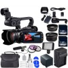Canon XA10 HD Professional Camcorder with 128GB Memory card Bundle