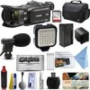 Canon XA30 HD Professional Video Camcorder + Essential Accessory Bundle Kit