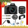 Nikon D3500 DSLR Camera with 18-55mm Lens |Cleaning Kit - Holiday Gift Special