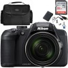 Nikon COOLPIX B700 Digital Camera- Includes 32GB SD Memory Card + More