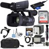 JVC GY-HM660u ProHD Mobile News Streaming Camera with 128GB Deluxe Bundle