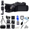Canon XA20 Professional HD Camcorder Basic Accessories Kit