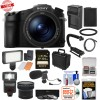 Sony Cyber-shot DSC-RX10 III 4K Wi-Fi Digital Camera|64GB MC|Battery & Charger|Hard Case Bundle