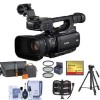 Canon XF100 HD Professional Camcorder Bundle with Vid