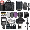 Nikon D750 DSLR Camera 24.3MP + Nikon 18-140mm VR Lens - Ultimate Saving Bundle