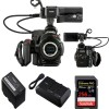 Canon Cinema EOS C300 Mark II Camcorder Body (PL Lens Mount) with Touch Focus Kit