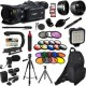 Canon XA35 HD Professional Video Camcorder + Extra Accessories, Xgrip