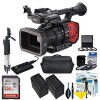 Panasonic AG-DVX200 4K Handheld Camcorder with Sandisk 128GB MC| 2x Spare Batteries | & More