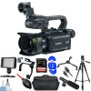 Canon XA30-E Professional Camcorder (PAL) Essential Package
