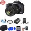 Canon EOS 5D Mark III DSLR Camera Kit with Canon EF 24-70mm f/4L IS USM Bundle