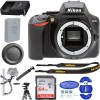 Nikon D3500 DSLR Camera (Body Only) Additional Accessories