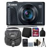 Canon PowerShot SX740 with Premium Accessory Bundle