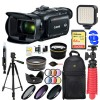 Canon VIXIA HF G21 Full HD Camcorder with 64GB Deluxe Video Kit