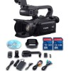 Canon XA20 Professional HD Camcorder |2 PC 16GB Memory Cards | All Manufacturer Accessories