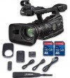 Canon XF300 HD Professional Camcorder + 2 PC 16 GB Memory Cards + All Manufacturer Accessories