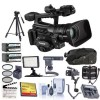 Canon XF-300 HD Professional Camcorder With Pro Accessory Bundle