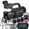Sony PXW-Z90V 4K HDR XDCAM with Fast Hybrid AF with Sandisk 64GB Essential Bundle