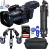 Canon XC10 4K Professional Camcorder Advanced Starter Bundle