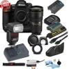 Nikon D5 DSLR Camera (Body Only, Dual XQD Slots) w/ Nikon AF-S NIKKOR 24-70mm f/2.8E ED VR Supreme Bundle