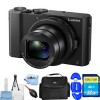 Panasonic Lumix DMC-LX10 20.1MP Digital Camera STARTER BUNDLE