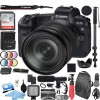 Canon EOS R Mirrorless Digital Camera with 24-105mm Lens Deluxe Bundle