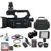 Canon XA55 Professional UHD 4K Camcorder with Additional Accessories USA