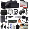 Canon XA20 Professional Camcorder Deluxe Essential Bundle