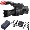 Sony NEX-EA50M NXCAM Camcorder with 18-105mm f/4 Servo Zoom G Lens USA