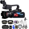 Canon XA10 HD Professional Camcorder with Additional Accessories