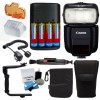 Canon Speedlite 430EX III-RT with Ultimate Bundle