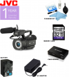 JVC GY-LS300 4KCAM Handheld S35mm Camcorder (Body Only) USA