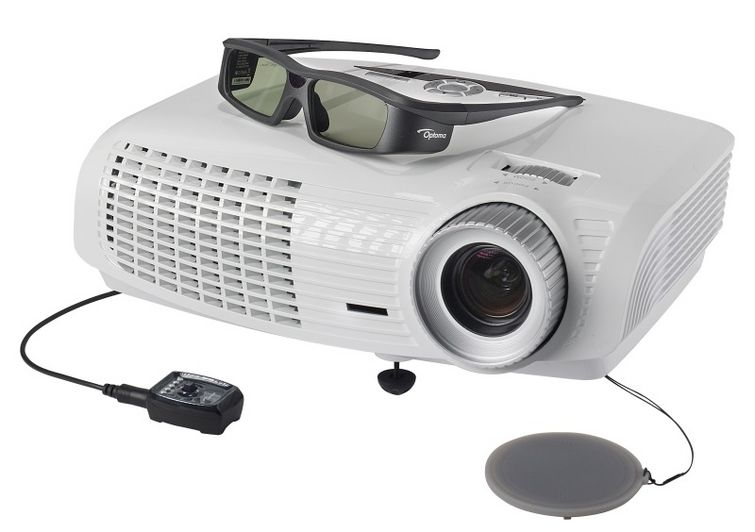 optoma technology hd25 lv full hd 1080p dlp 3d projector. Black Bedroom Furniture Sets. Home Design Ideas